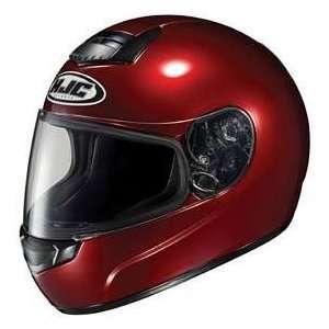 HJC CS R1 CSR1 WINE MOTORCYCLE Full Face Helmet Sports