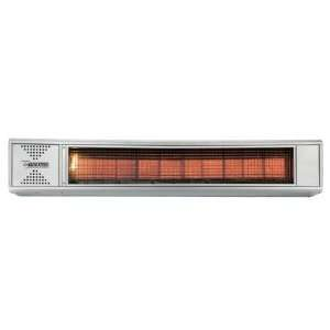 TEGH48NG 48 Natural Gas Infrared Patio Heater Wind