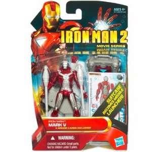 Iron Man 3.75 Figure C1 Mark V Toys & Games