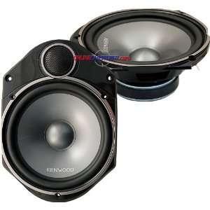 Kenwood   KFC P680C   Full Range Car Speakers Car