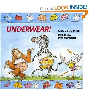 Underwear! (9780807583098): Mary Elise Monsell, Lynn