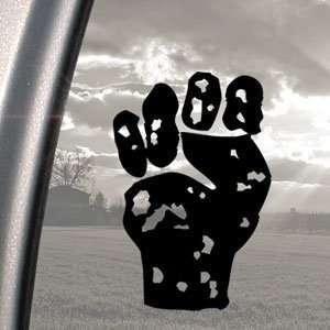 Rage Against The Machine Black Decal Rock Band Car Sticker