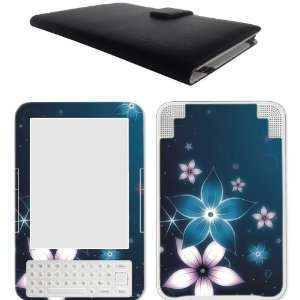 New Amzon Kindle 3 (Kindle Keyboard) Genuine Leather Case Cover