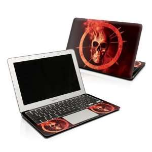 Blood Ring Design Protector Skin Decal Sticker for Apple MacBook Pro