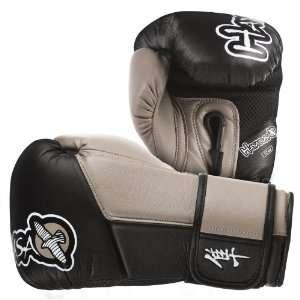 Hayabusa Official MMA Tokushu 12oz Sparring Bag Gloves   Black/Desert