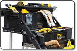 FatMax 4 in1 Mobile Work Station for Tools and Parts