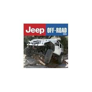 Jeep Off Road 2009 Wall Calendar: Office Products