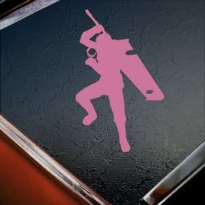 Naruto Zabura Pink Decal Car Truck Bumper Window Pink