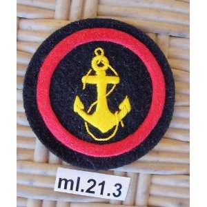 Russian USSR Soviet Military Patch * Sailor * ml.21.3