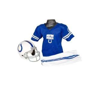 Indianapolis Colts NFL Youth Helmet and Uniform Set by