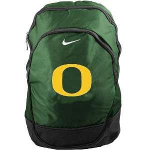 Nike Oregon Ducks Green NCAA Backpack: Sports & Outdoors