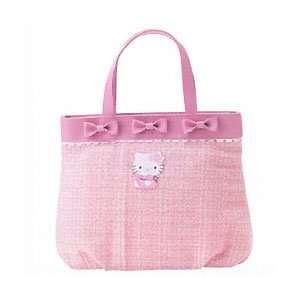 Sanrio Hello Kitty Lady Tote Bag/ Handbag Bag Pink Nip