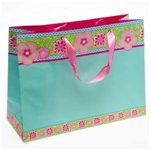 Extra Large Charlotte Floral Gift Bag
