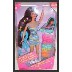 Issue Brunette Bead Blast Barbie Doll  Toys & Games