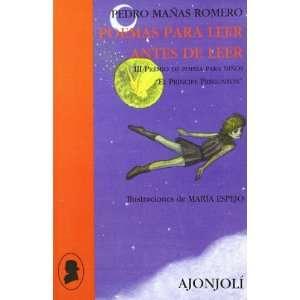 Poemas para leer antes de leer (9788475179513) Pedro