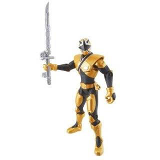 Power Ranger Samurai Mega Ranger Light Action Figure
