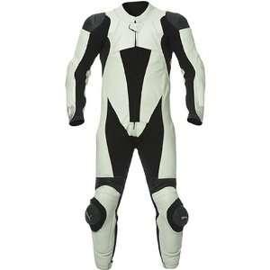 Puma Sport Leather Mens Street Racing Motorcycle Race Suit w/ Free B