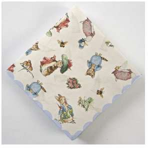 Peter Rabbit Beverage Napkins Toys & Games