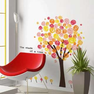Ploplo tree WALL DECOR DECAL MURAL STICKER REMOVABLE VINYL Automotive