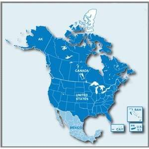 City Navigator North America NT 2012 Map Card MicroSD/SD Electronics
