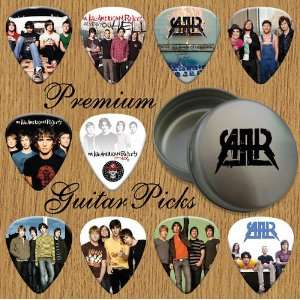 Rejects Premium Guitar Picks X 10 In Tin (0) Musical Instruments