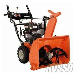 ST24LE (24) 205cc Two Stage Snow Blower E Start Patio, Lawn & Garden