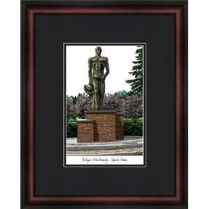 Michigan State University Spartan Statue Academic