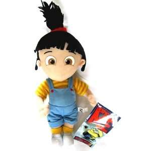 Despicable Me Deluxe 18 Inch Plush Figure Agnes: Toys & Games