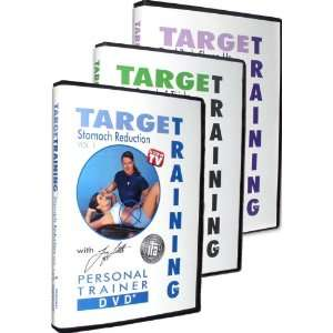 Training   3 Pack   DVD Tony Little, Not Applicable Movies & TV
