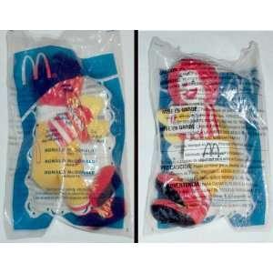 McDonalds (World Childrens Day 11/20/2002) Ronald McDonald Plush Toy