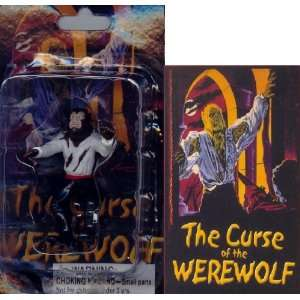 Creepy Classics Curse of the Werewolf Figure: Everything Else