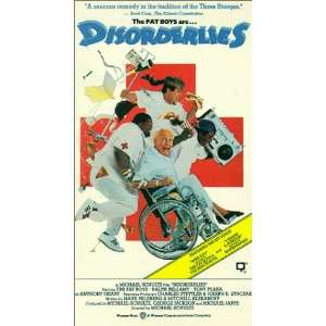 Disorderlies [VHS]: Mark Morales, Darren Robinson, Damon