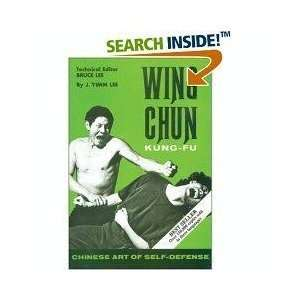 Wing Chun Kung Fu (9780685384602) J. Yimm Lee Books