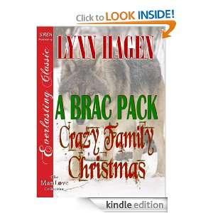 Brac Pack Crazy Family Christmas [Brac Pack 24] (Siren Publishing