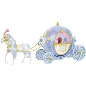 Disney Princess Cinderella Horse and Carriage  Toys & Games