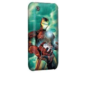 3GS Barely There Case   Iron Man   Charge Cell Phones & Accessories