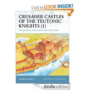 Crusader Castles of the Teutonic Knights (1) (Fortress): Stephen