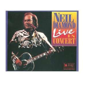 Live In Concert [CD, Box set, Live, Original recording remastered]
