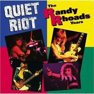 Randy Rhoads Years Music