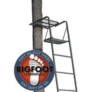 New One Man Hunting 12  Foot Ladder Tree Stand Deer