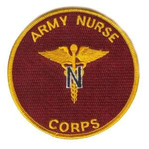 Army Nurse Corps Patch