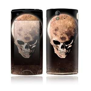 Xperia Ray Decal Skin Sticker   Bad Moon Rising