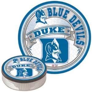 DUKE BLUE DEVILS OFFICIAL LOGO PUZZLE TIN Sports