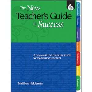 Education SEP50319 The New Teachers Guide To Success
