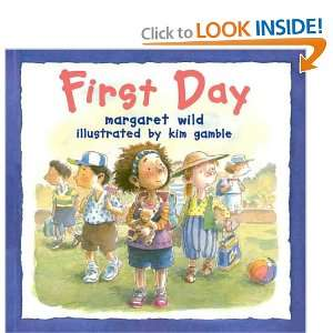 First Day (A Little Ark Book) (9781864481105) Margaret