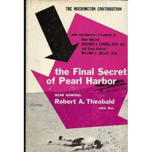 The Final Secret of Pearl Harbor Books