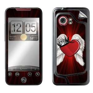 com SkinMage (TM) King With Red Heart Accessory Protector Cover Skin