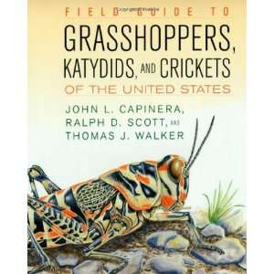 and Crickets of the United States [Paperback]: John L. Capinera: Books