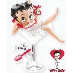 Carlton Cards Heirloom Betty Boop Christmas Ornament With