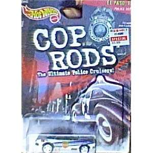 Hot Wheels 1999 Cop Rods El Paso TX 67 Camaro Toys & Games